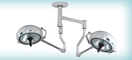 Halogen Operation Light - Ceiling Operation Light, Operation ...