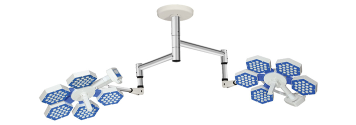 Dual Dome LED Surgical Light