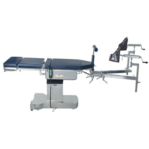 Sliding Top Electromatic C Arm O T Table MI 103